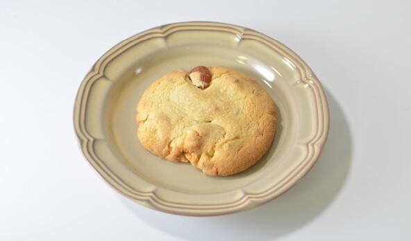 メープルナッツクッキー