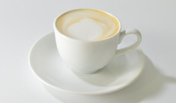 ホットカフェラテ